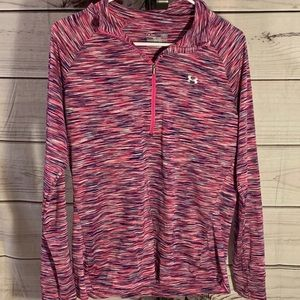 Under Armour semi fitted lg GUC popover